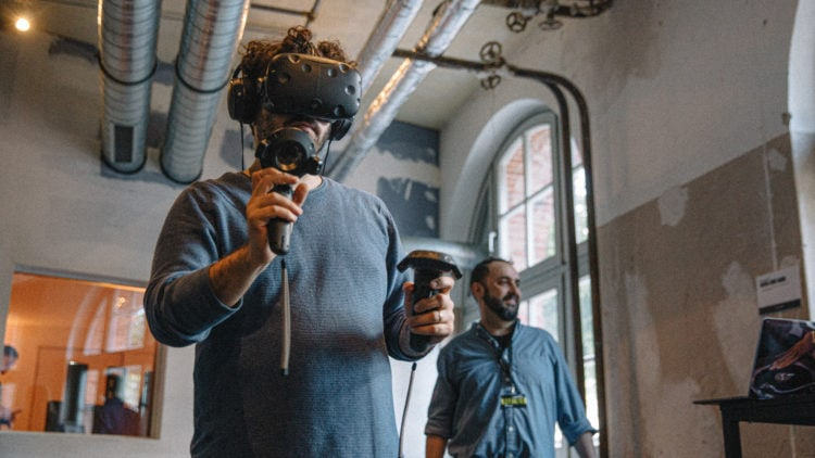 Work from creative startups on Factory Berlin membership.