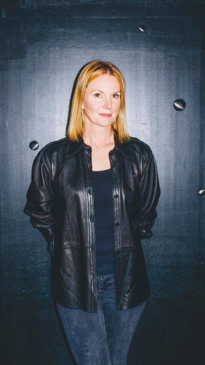 Business Punk Magazine: Catherine Bischoff by Frederike Wetzels