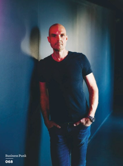 Business Punk Magazine: Martin Eyerer