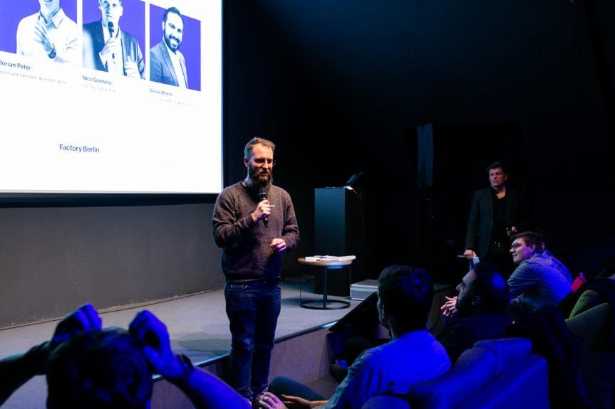 Wayra x Factory Berlin: Next Gen IoT, Christian Lindener #2