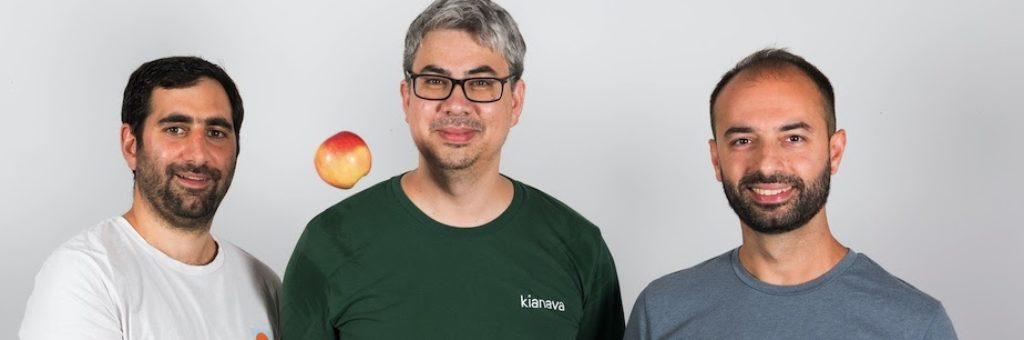 Kianava HealthTech founders #2