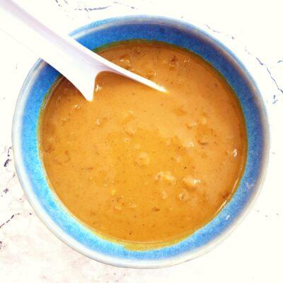 Satay Sauce (Vegan)