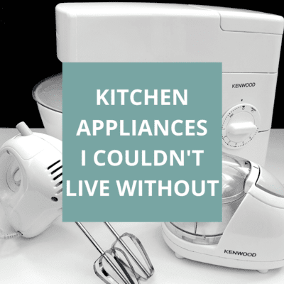 The 8 Kitchen Appliances I Couldn't Live Without