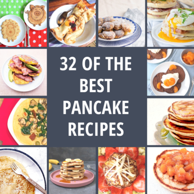 32 of the Best Pancake Recipes