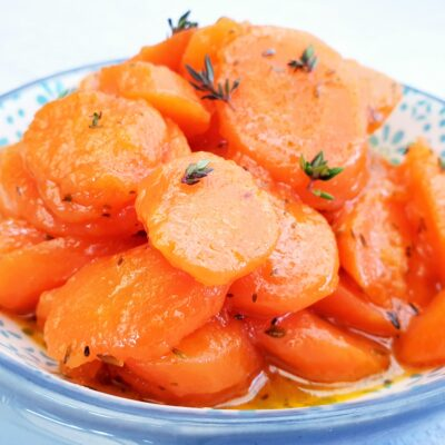 Vichy Carrots with Thyme
