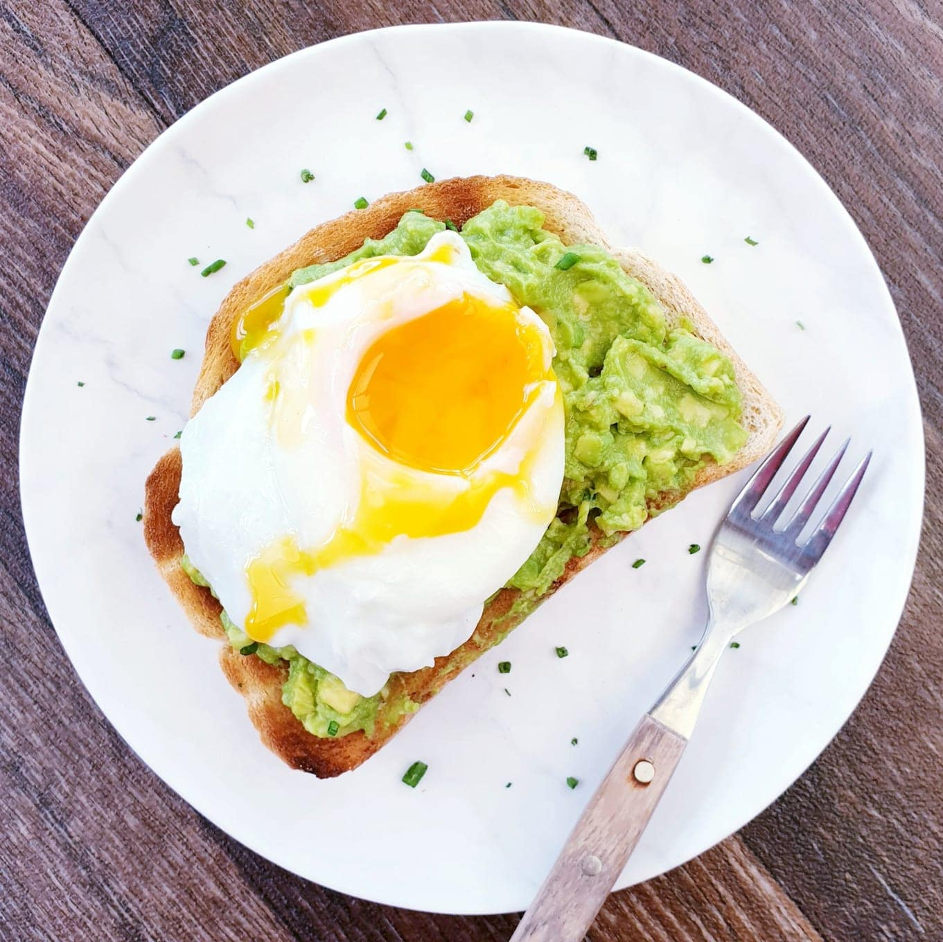 Bagel, Avocado & Eggs – An Everyday Brunch Feast