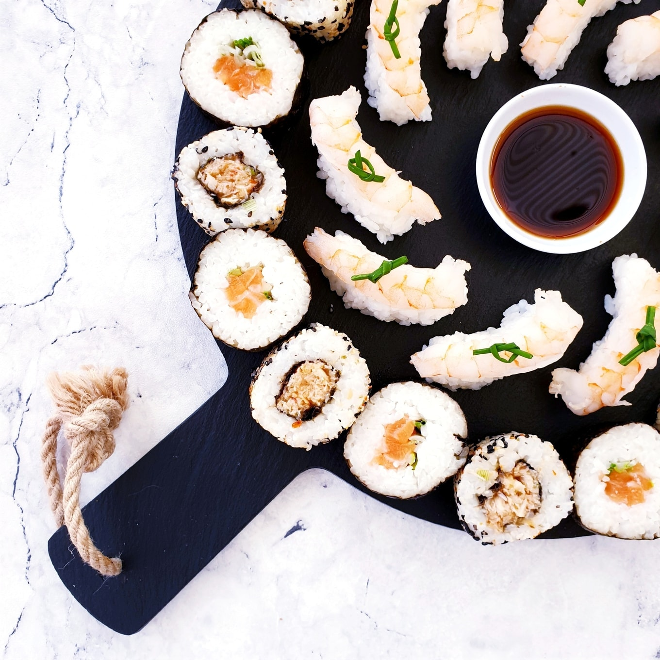 Everyday Asian Feast: Sushi Platter