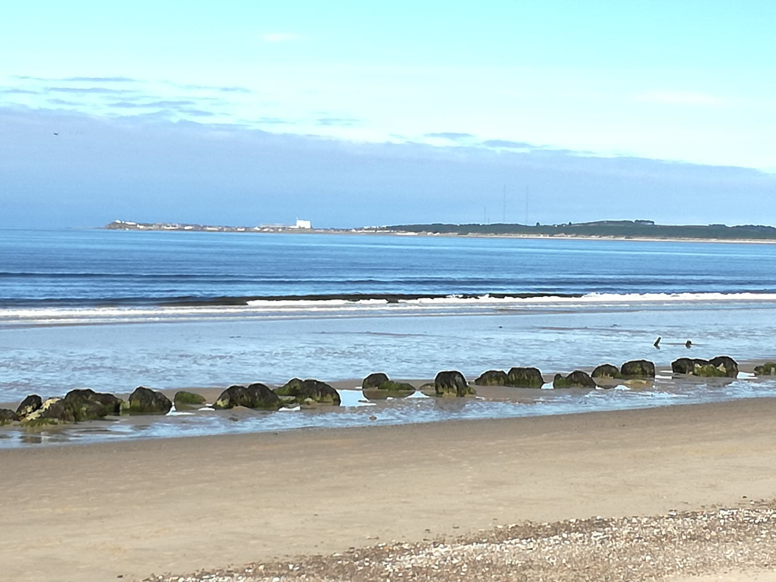 Findhorn's Beach