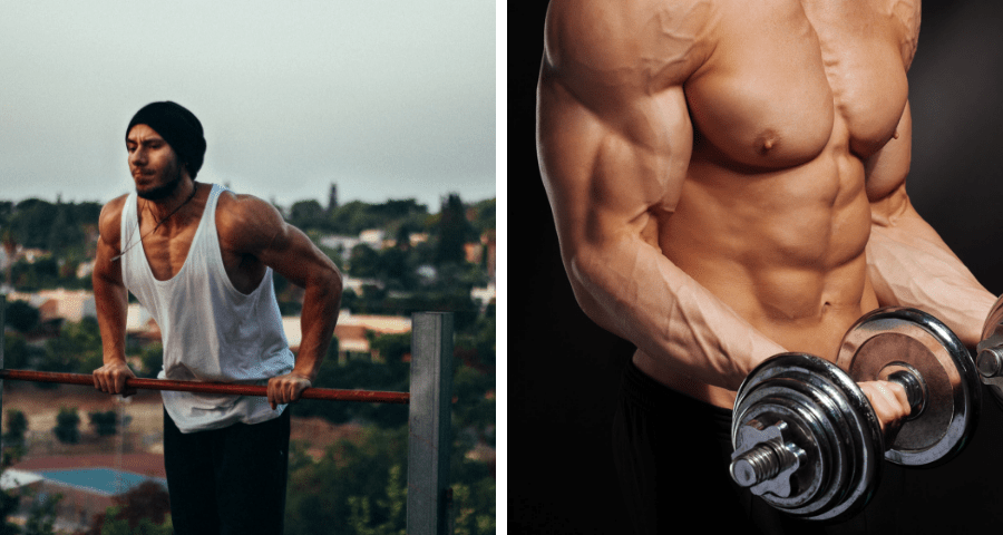 Calisthenics Vs. Bodybuilding