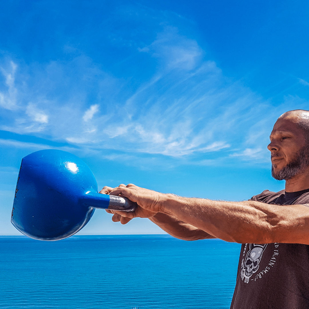 kettlebell basic exercises