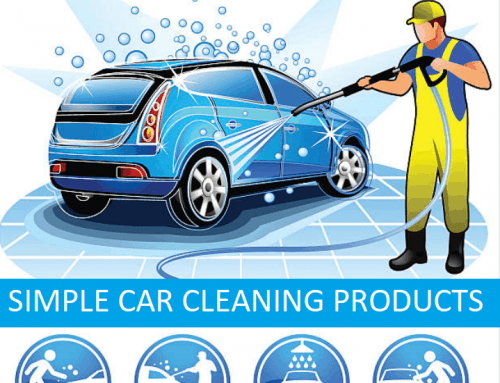 Simple Car Wash Products That Get the Job Done