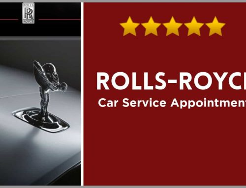 Where to Get Car Service for a Rolls-Royce Vehicle