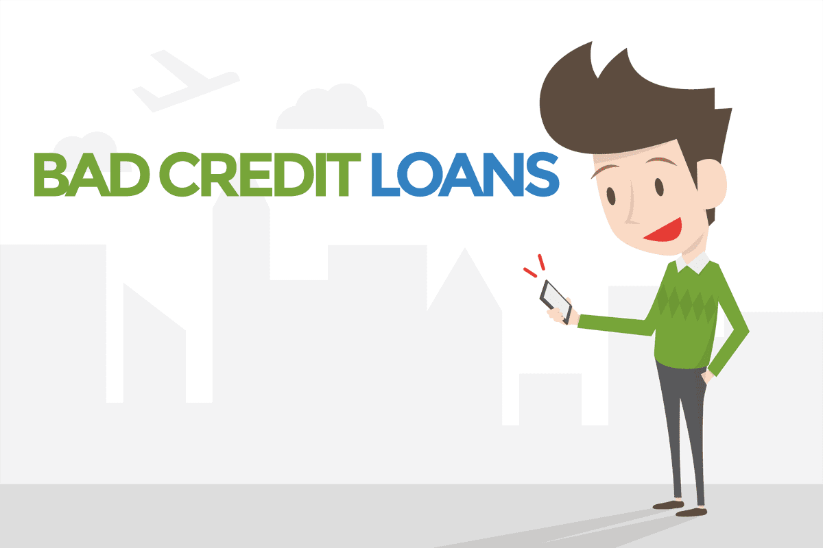 Bad Credit History Payday Loans. Is it Possible To Get One?