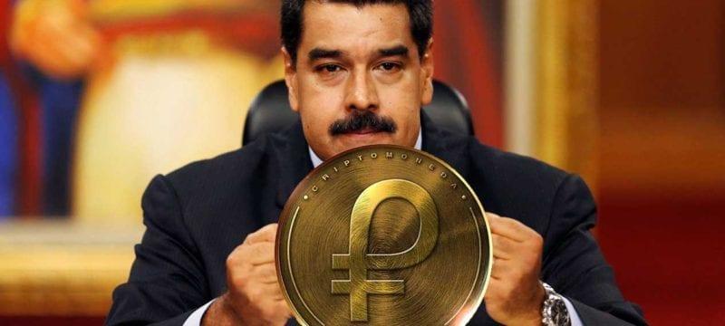 Venezuela-Starts-Selling-Petro