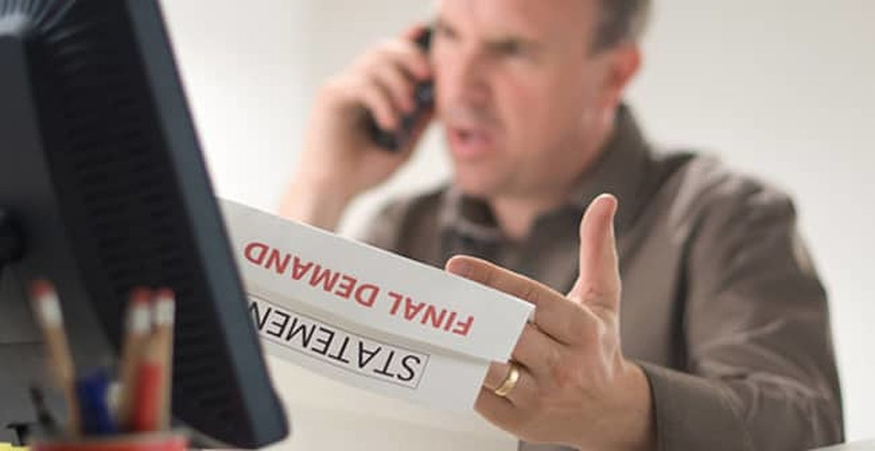 Best Way To Handle Debt Collectors If You Can't Repay Your Debt