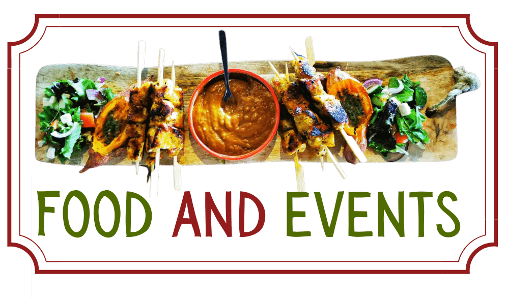 Food and Events