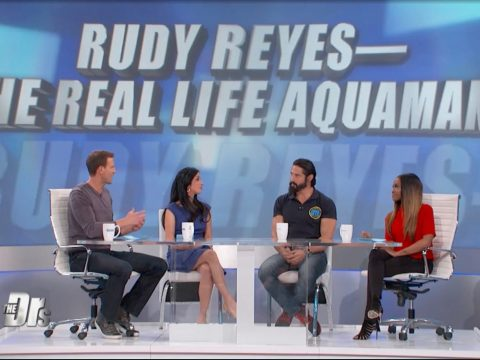 Co-Founder Rudy Reyes Appears on the Doctors