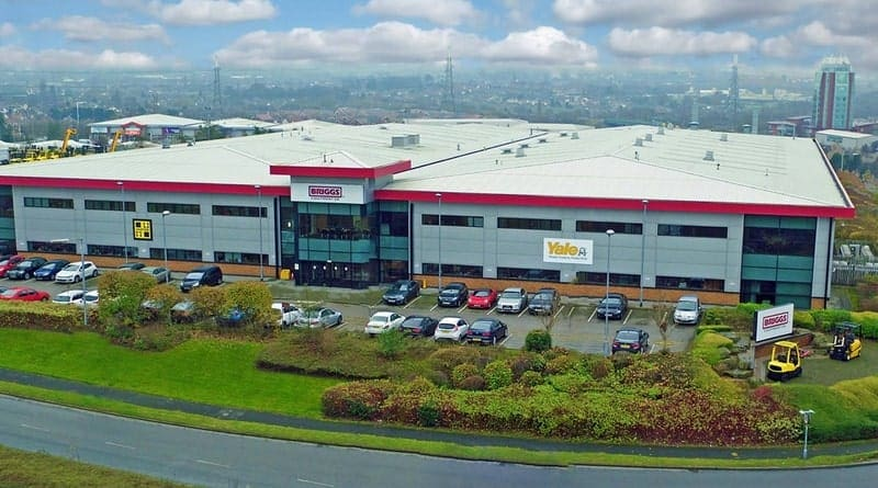 Turnover Tops £200m for Briggs