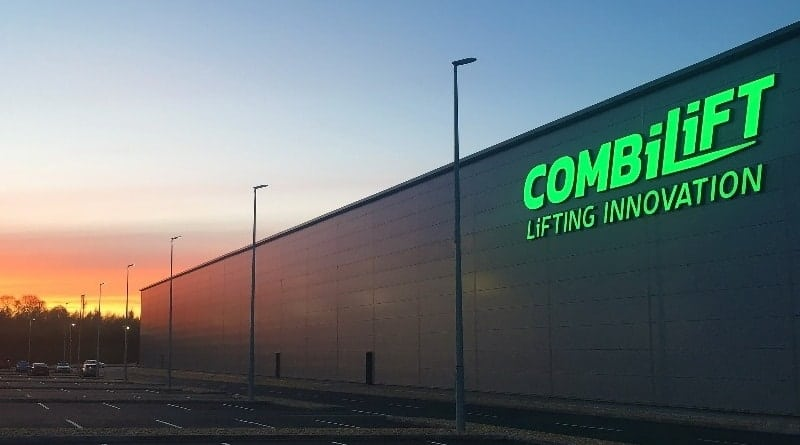 A Solid Foundation from Combilift