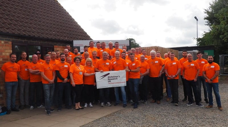 Briggs Equipment smashes their annual fundraising goal