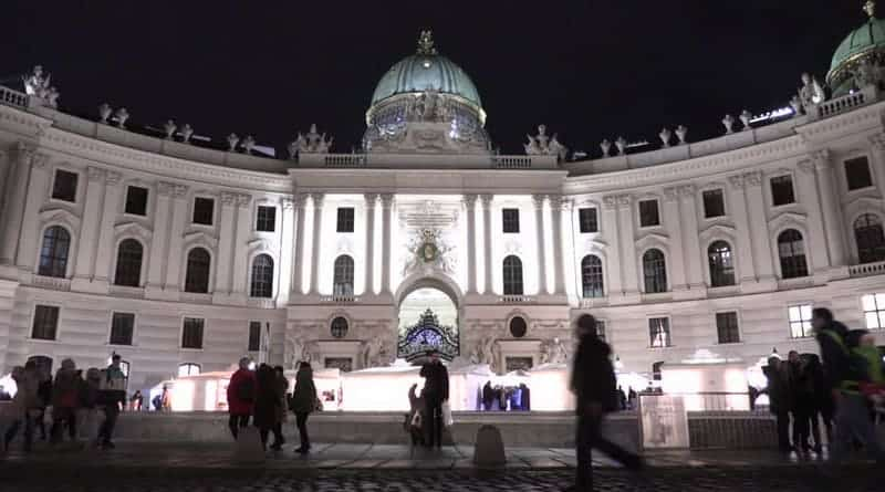 Vienna's Historic Hofburg to Stage 2019 IFOY Awards Night