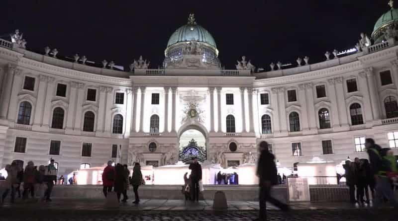 Vienna's Historic Hofburg to Stage 2019 IFOY Awards Night