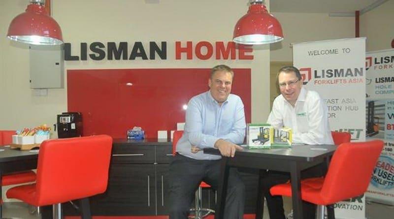 Lisman Distributes Combilift In Se Asia