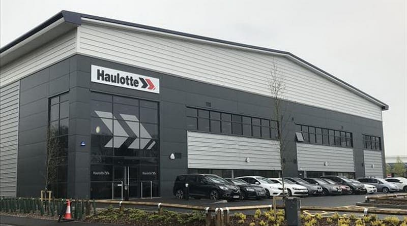 Haulotte UK has moved into a new building in Wolverhampton.