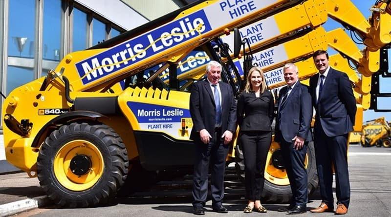 Morris Leslie places £36m telehandler order