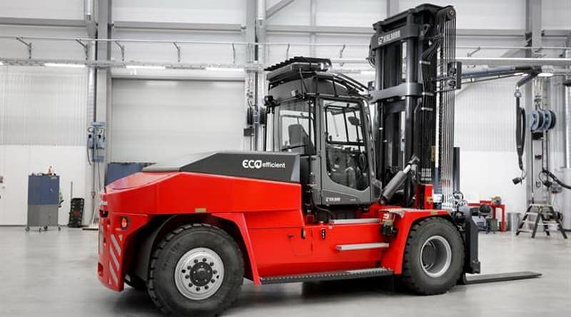 Kalmar To Launch New Li-Ion Forklift