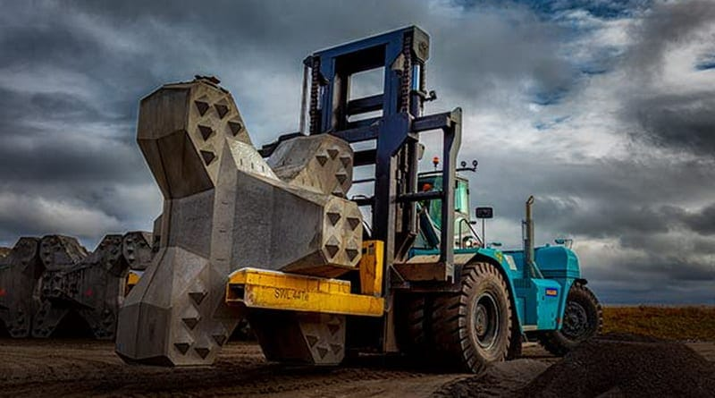 Impact Handling takes Konecranes to new heights