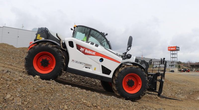 Bobcat expands telehandler range