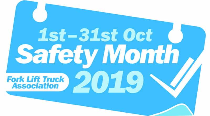 Forklift Safety Month warns of life-changing accidents