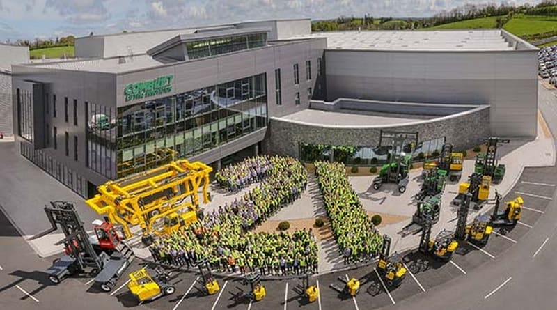 Combilift training the engineers of the future
