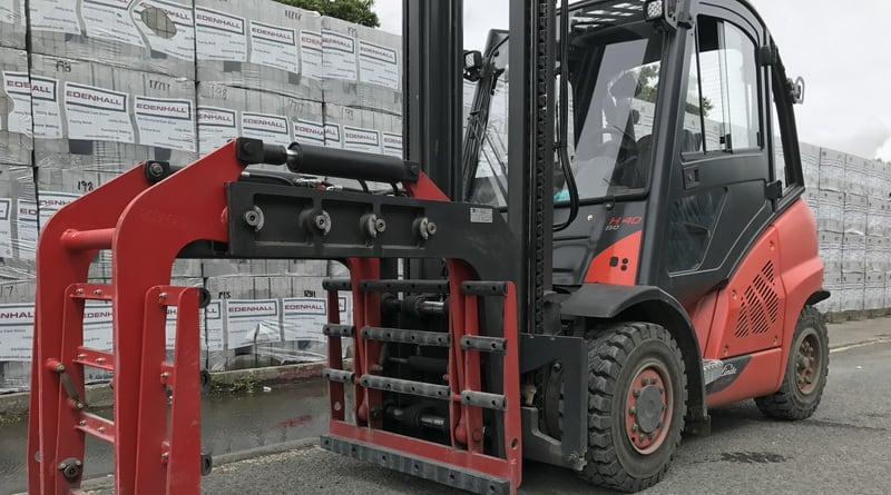 B&B Attachments exhibits at the UK's only dedicated concrete event