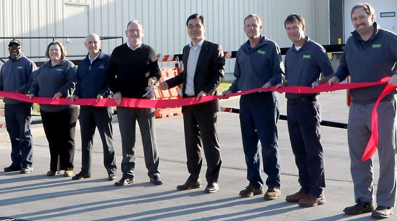 Clark Opens Assembly Plant in US Lexington HQ