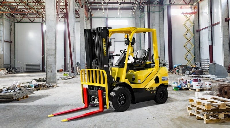 More choice as Hyster Europe expands range