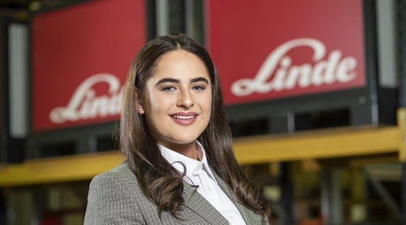 Apprentice urges other women to consider careers in STEM