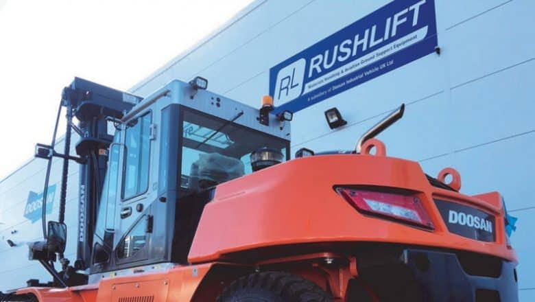 Rushlift stresses importance of long lasting forklift trucks