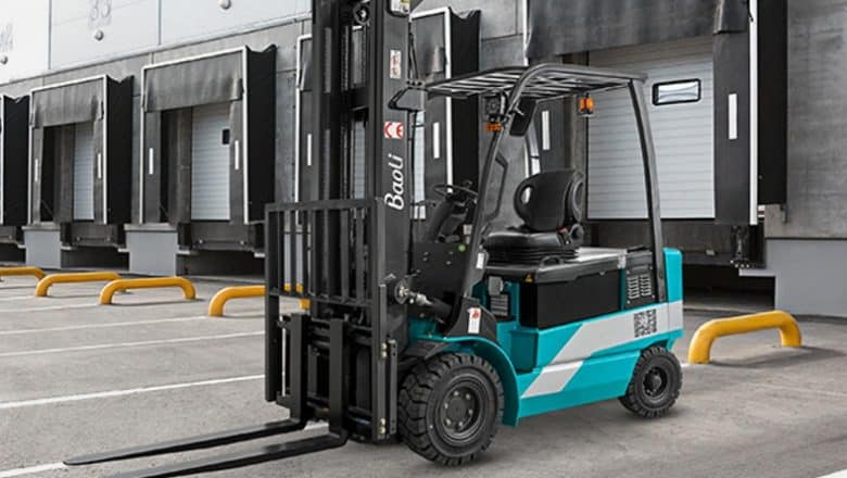 Chinese market to expect boom in electric fork lift trucks