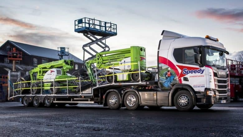 Speedy spends £2m on hybrid Niftylifts