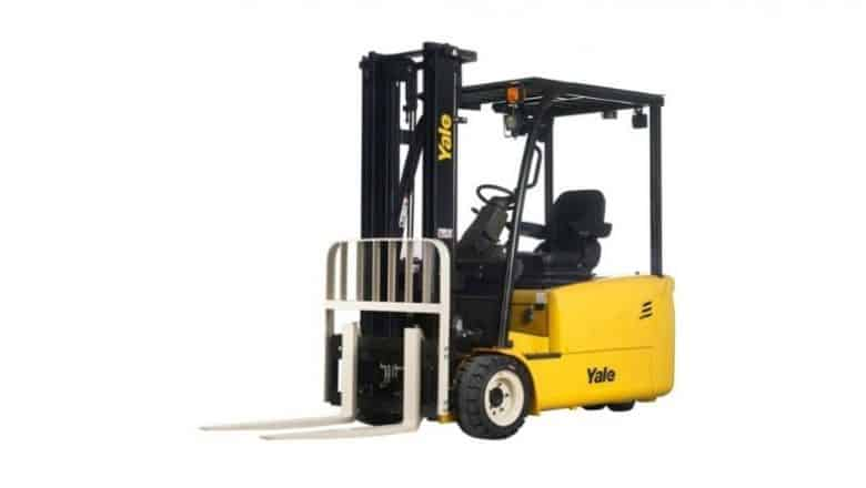 New Electric Counterbalance Truck Launched