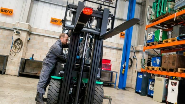 CFTS supports National Forklift Safety Day