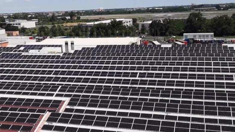 Toyota uses 100% renewable electricity
