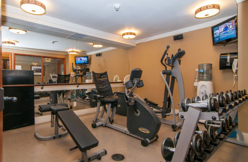 Fox Fitness Room