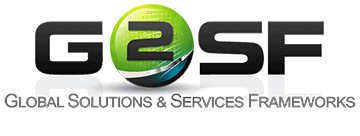 G2SF, Inc. – Global Solutions and Service Frameworks Logo