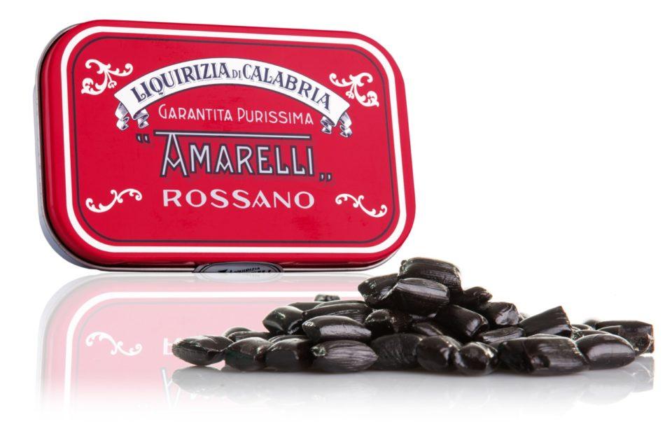 Fotografia del Prodotto Still Life Liquirizia Amarelli Calabria di Gabriele Tolisano
