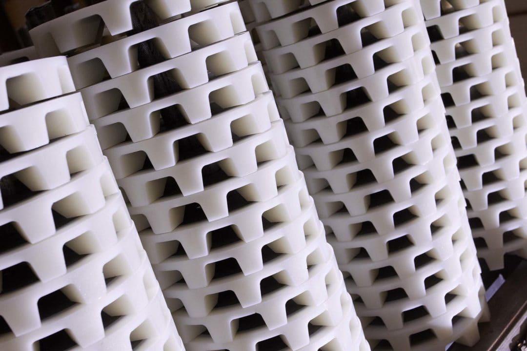 Polyurethane Cotton Doffers