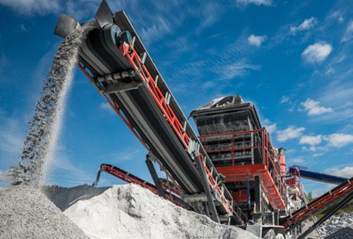 polyurethane abrasion mining