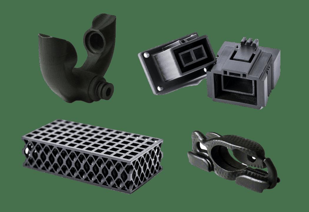3D Printed Parts Samples